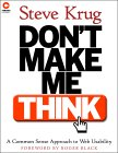 Link to Don't Make Me Think at Amazon.com